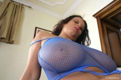 Aneta-Buena-Huge-Tits-Blue-Lingerie-007