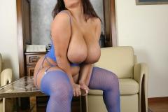 Aneta-Buena-Huge-Tits-Blue-Lingerie-013