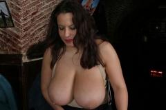 Aneta Buena & Ines Cudna in Huge Naked Tit Fussball Game 010