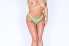 Angela White Big Boobs Naked and Oily 011