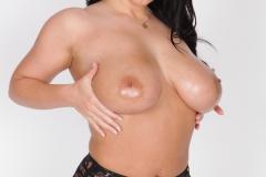 Angela-White-Huge-Boob-Black-Lacy-Lingerie-011