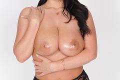 Angela-White-Huge-Boob-Black-Lacy-Lingerie-013