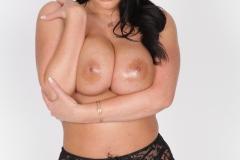 Angela-White-Huge-Boob-Black-Lacy-Lingerie-014