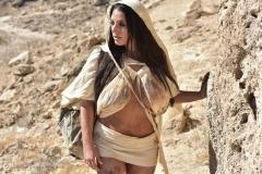 Angela White Huge Boob Lesbian Desert Nomad 001