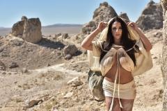 Angela White Huge Boob Lesbian Desert Nomad 004