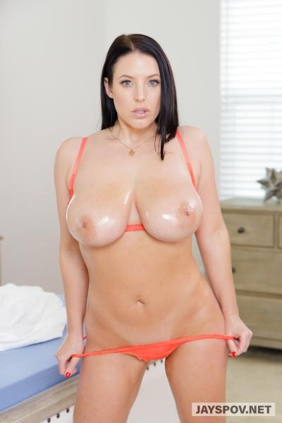 Angela-White-Huge-Tits-in-Orange-Bra-026