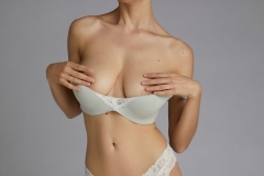 Anna Lucos Big Boobs Ivory lacy Bra and Panties 007