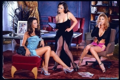Aria Giovanni Big Boobs Prom Dresses with Girlfriends 001