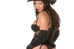Aria Giovanni Big Tit Witch in Stockings for Actiongirls 003