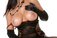 Aria Giovanni Big Tit Witch in Stockings for Actiongirls 014