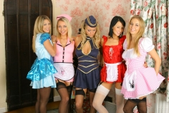 Belle-Penelope-Hayley-Marie-Jessie-and-Skye-in-fancy-dress-for-OnlyTease-002