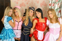 Belle-Penelope-Hayley-Marie-Jessie-and-Skye-in-fancy-dress-for-OnlyTease-004