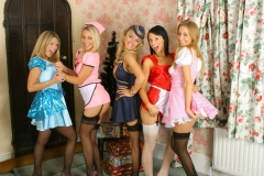 Belle-Penelope-Hayley-Marie-Jessie-and-Skye-in-fancy-dress-for-OnlyTease-005