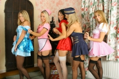 Belle-Penelope-Hayley-Marie-Jessie-and-Skye-in-fancy-dress-for-OnlyTease-010