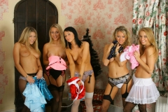 Belle-Penelope-Hayley-Marie-Jessie-and-Skye-in-fancy-dress-for-OnlyTease-019