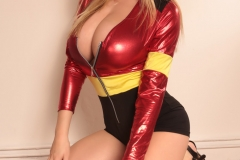 Beth-Lily-Huge-Tits-in-Tight-Red-Spandex-022