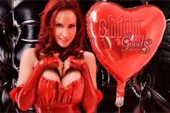 Bianca Beauchamp Big Tit Pink and Red Rubber Doll 011