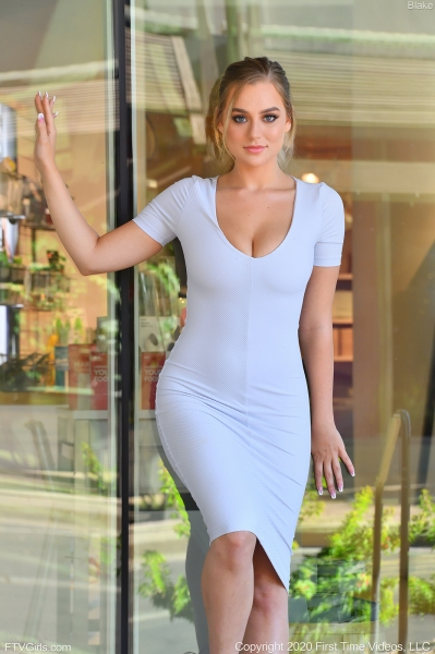 Blake-Big-Tit-Blonde-in-Tight-White-Dress-001