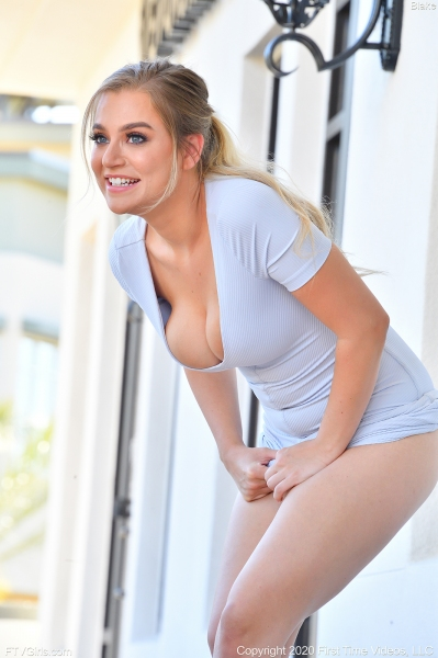 Blake-Big-Tit-Blonde-in-Tight-White-Dress-015