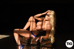 Cara Brett Big Boobs Blonde Girl in the Shadows 13