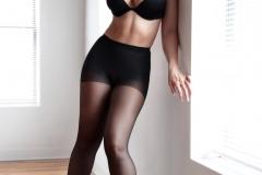 Carrie-Lachance-Black-Bra-Pantyhose-and-Steep-Heels-008