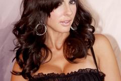 Catalina Cruz Big Tits Black Bra top with Panties 003