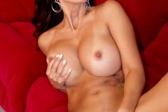 Catalina Cruz Big Tits Black Bra top with Panties 013