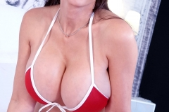 Catalina-Cruz-Big-Tits-in-red-Bikini-005
