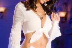 Catalina Cruz Huge Tit Naughty Girl in White 005