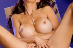 Catalina Cruz Huge Tit Naughty Girl in White 014