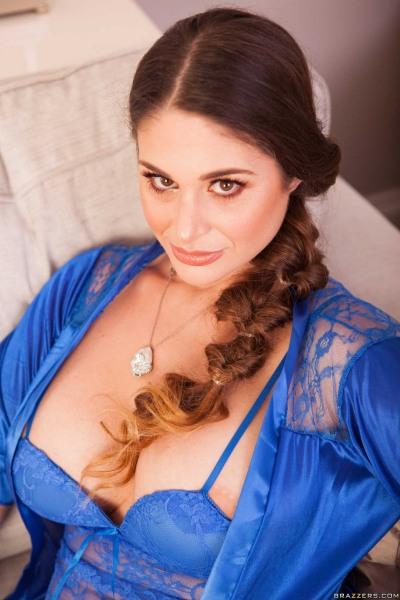 Cathy-Heaven-Huge-tits-in-Blue-Silky-Lacy-Lingerie-005