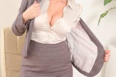 Charlie Rose Big Tit Secretary in Tight Skirt 08