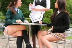 College-girls-Faye-and-Bryoni-getting-served-by-waitress-Natalia-005