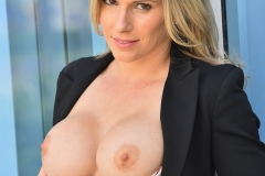 Cory Big Tits in Smart Business Suit for FTV Milfs 003
