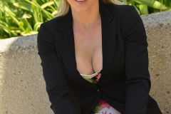 Cory Big Tits in Smart Business Suit for FTV Milfs 004