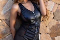Cruzlyn-Big-Boobs-Naked-in-Black-Leather-Minidress-for-Photodromm-001