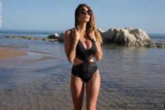 Cyrelle-Big-Tits-Look-Hot-on-the-Beach-for-Photodromm-001