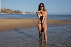 Cyrelle-Big-Tits-Look-Hot-on-the-Beach-for-Photodromm-004