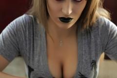 Dani Daniels Sexy Vampire  Naked Tits 003