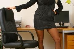 Dannii-H-Big-Tit-Blonde-Secretary-Short-Minidress-for-Only-Secretaries-001