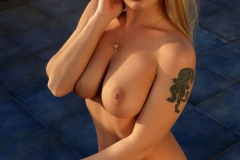 Darina Big Boobs NAked for Photodromm 008