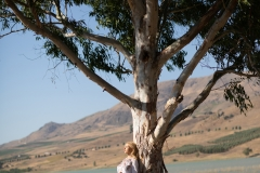 Darya-Big-Tit-Blonde-UNder-a-Tree-for-Photodromm-001