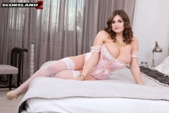 Demmy-Blaze-Huge-Tits-in-Pink-Corset-and-Stockings-001