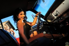 Denise Milani and Jenny P Huge Boobs and Cars for Actiongirls 004