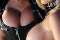Denise Milani and Jenny P Huge Boobs and Cars for Actiongirls 023