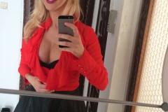 Eliza Miller Big Boob Selfies 004