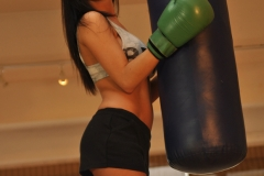 Emma Glover Big Boobs Boxing Gloves 03