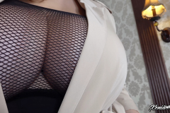 Ewa Sonnet and Xenia Wood create Huge Boob Topless Combination 010