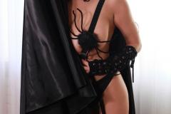 Ewa Sonnet as Huge Boob Halloween Cat 003