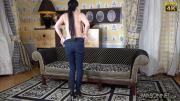 Ewa Sonnet Huge Boobs in a Seethrough Body 004